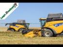 New-Holland CR9.80 980 | Moisson 2016 | ETA Brocard