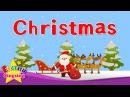 Kids vocabulary - Christmas - Christmas vocab - Learn English for kids - English educational video