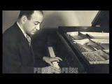 Shura Cherkassky plays Glazunov Waltz in D Op. 42 No. 3