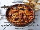 Vocabulario Comida típica española spanishfspain