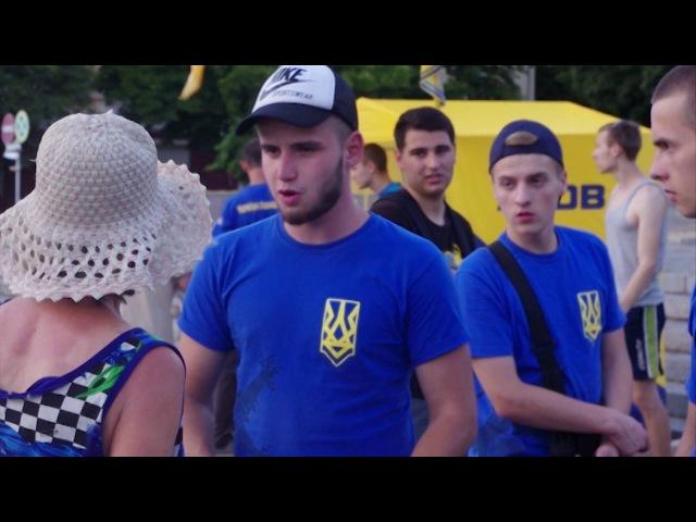 Тур Цивільного корпусу АЗОВ по Дніпропетровській області