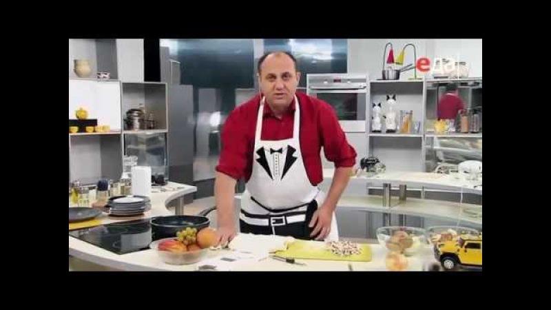 Как правильно жарить овощи / мастер-класс от шеф-повара / Илья Лазерсон / Обед без ...