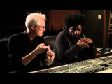 Questlove and Harry Weinger on the