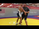 Arm drags for Greco-Roman Wrestling