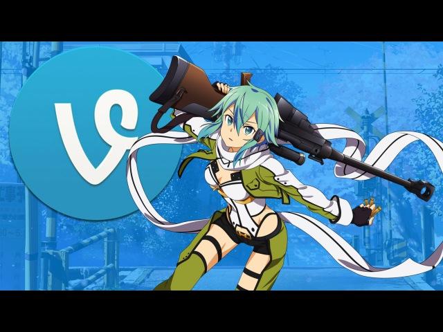 Anime Vines Compilation WTF 3 (HEADPHONE WARNING!)