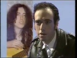 Mick Jones  - The Clash  B.A.D. That Was Then This Is Now (BBC 1989)