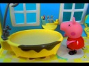 Peppa Pig in italiano Peppa e George a casa da soli Peppa Maiale prende cura di George
