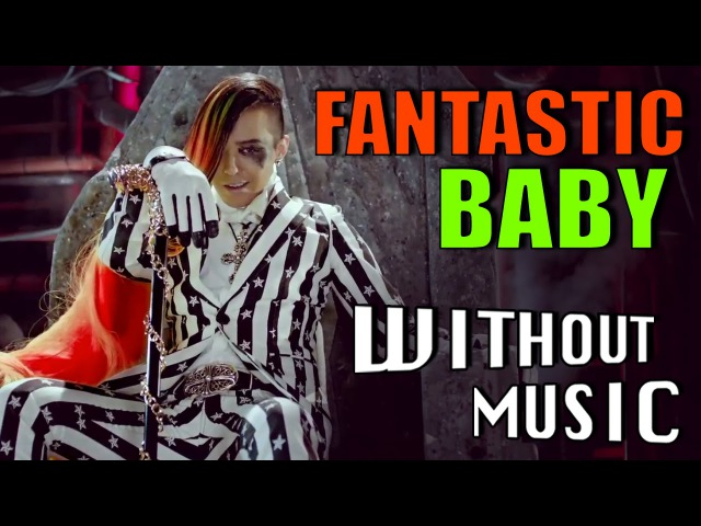 FANTASTIC BABY - BIGBANG (House of Halo WITHOUTMUSIC parody)