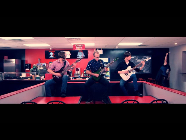 Mandroid Echostar The Lotus Guitar Playthrough