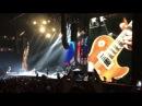 Guns N' Roses Detroit Slash Solo and Sweet Child Of Mine 6/24/2016