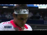 Roger Federer vs Richard Gasquet US OPEN 2015