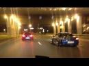Two nissan silvia s15 ride on highway 高速道路で2日産シルビアS15に乗る