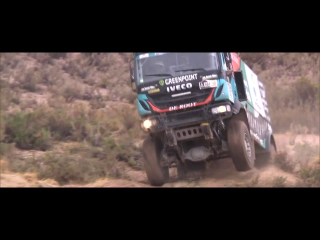 IVECO Dakar 2017 - 2017/01/05 San Salvador de Jujuy - Tupiza