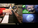 Five Nights At Freddy's 3 - Die In A Fire - The Living Tombstone (Piano Cover) + SHEET MUSIC