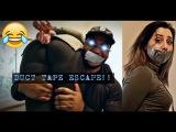 Magicians Duct Tape Escape Challenge - Part 1??