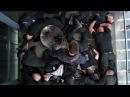 Капитан Америка против боевой команды У.Д.А.Р. Сцена в лифте. Первый мститель Другая война.