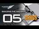 Building The Avenger 05 (Doors)