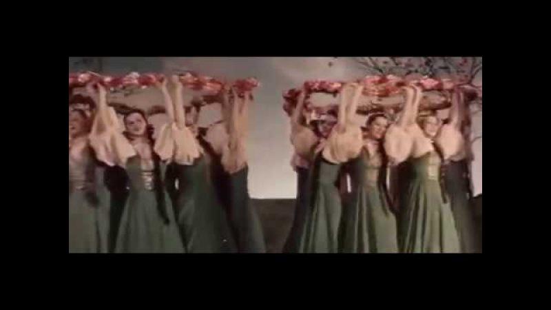 Весенний хоровод из фильма Девичья весна. 1960 г.