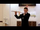 Алексей Ужегов (флейта). Концерт в церкви Св. Анны