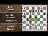 Partite Commentate di Scacchi 96 - Topalov vs Svidler - Un Alfiere d'Azione - CT(12) 2014 B49