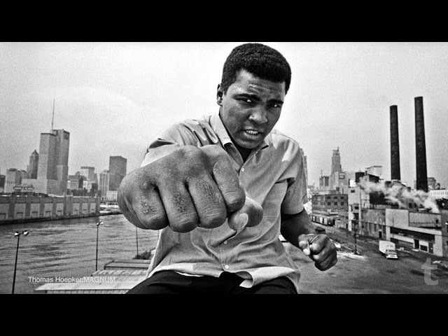 Muhammad Ali Died | Muere Muhammad Ali | Mohamed Ali est mort | Умер Мухаммед Али