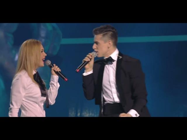 Monika Linkytė ir Donatas Montvydas - Dainų daina (LB2 SUPERFINALAS)