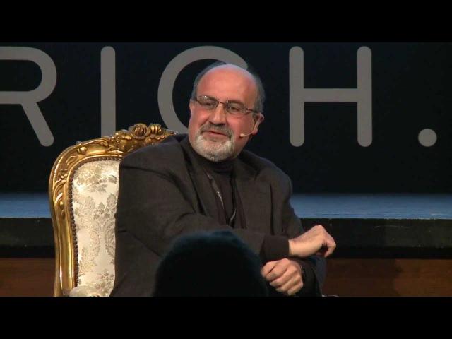 Nassim Nicholas Taleb Talk with Rolf Dobelli » Freewka.com - Смотреть онлайн в хорощем качестве