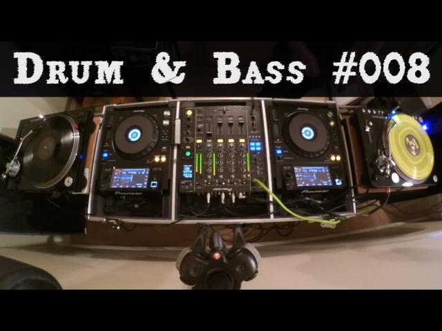 Drum Bass Essentials Mix 008 Neurofunk Half time 2016