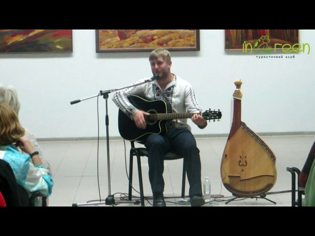 Фінал концерту Віктора Пашника у Полтаві з InGreen - 28.10.16