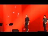 Витольд Петровский и Родион Газманов - All For Love. 20.03.17. ГКД