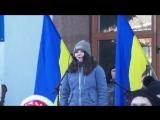 """""""За що пацани вмирають?"""" Донька загиблого учасника Майдану написала чутливий вірш. Жорстко, але честно розкритикувала владу."""