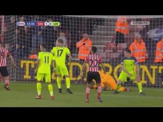 Саутгемптон 1-0 Ливерпуль. Обзор матча