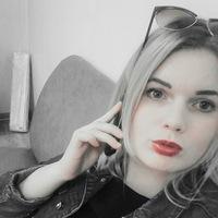 Анкета Кристина Бондаренко