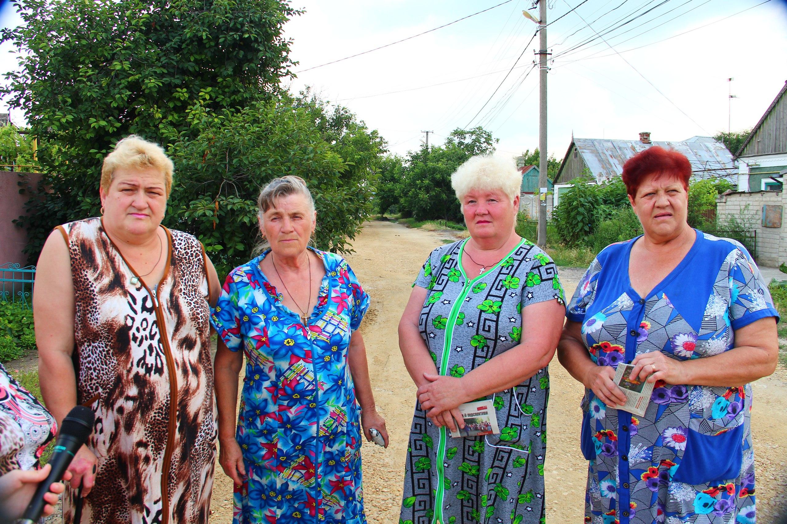 Жители поселка Антоновка дали «знак качества» главе поссовета, Слово и Дело (видео)