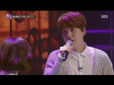 Kyuhyun & Lee Sun Hee - Fate @ Fantastic Duo 160424