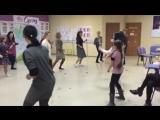 Танец жгучий  Рики Мартин