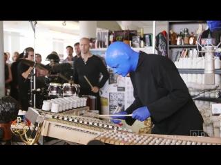 Blue Man Group - Живое выступление