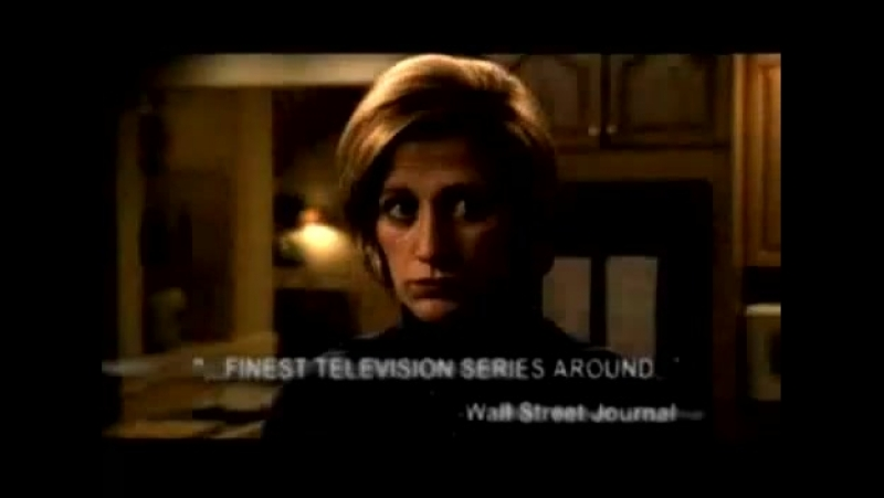 Клан Сопрано/The Sopranos (1999 - 2007) Трейлер (сезон 4)