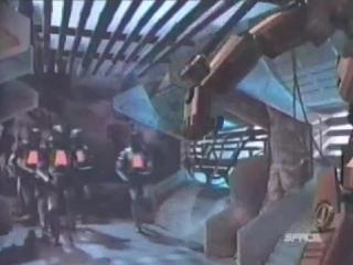 Капитан Пауэр и солдаты будущего 22-я серия