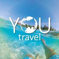 Логотип YOU TRAVEL! Путешествия и Экспедиции!