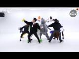 `BANGTAN BOMB` 방탄소년단 (BTS) 21세기 소녀 (21st Century Girl) Dance Practice (Halloween ver.).