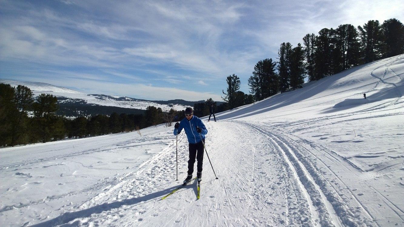 Инструктор беговые лыжи Барнаул