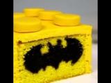 Lego Batman CAKE!!