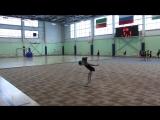 Камиля - Мяч (2007г.р)