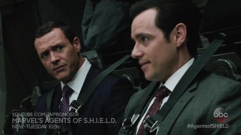 Промо Агенты Щ И Т Marvel's Agents of S H I E L D 4 сезон 10 серия