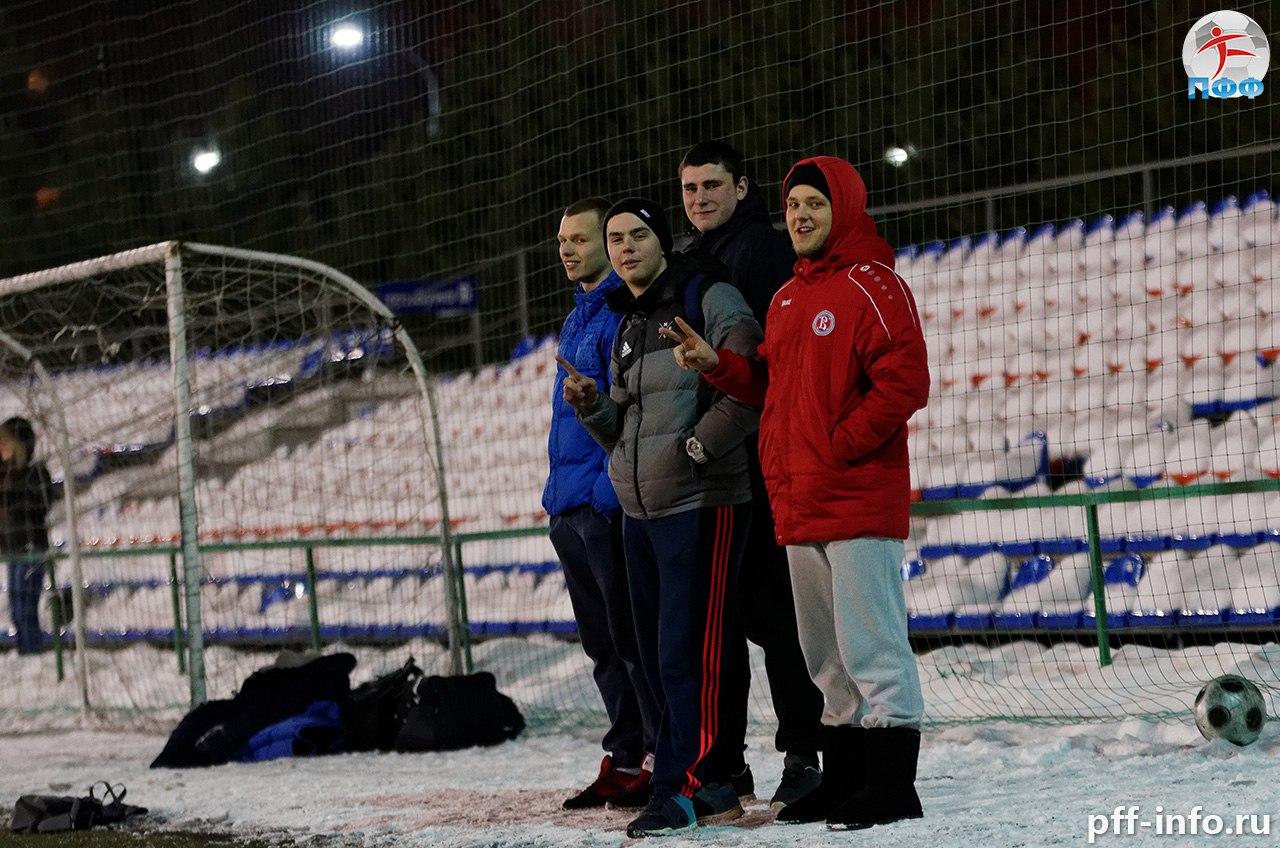 Завтра пройдет решающий матч Зимнего Кубка 6х6