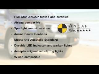 SmartBar - New Ford Ranger PX