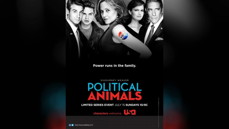 Политиканы (2012) | Political Animals
