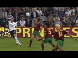 Португалия 3-2 Англия | ЕВРО-2000 | Обзор матча HD