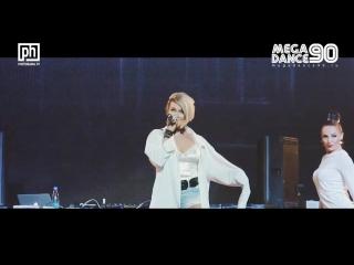 Оксана Ковалевская KRASKI - MEGADANCE90 29.04.2017